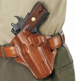 Galco Combat Master Belt Holster for 1911 5-Inch Colt, Kimbe